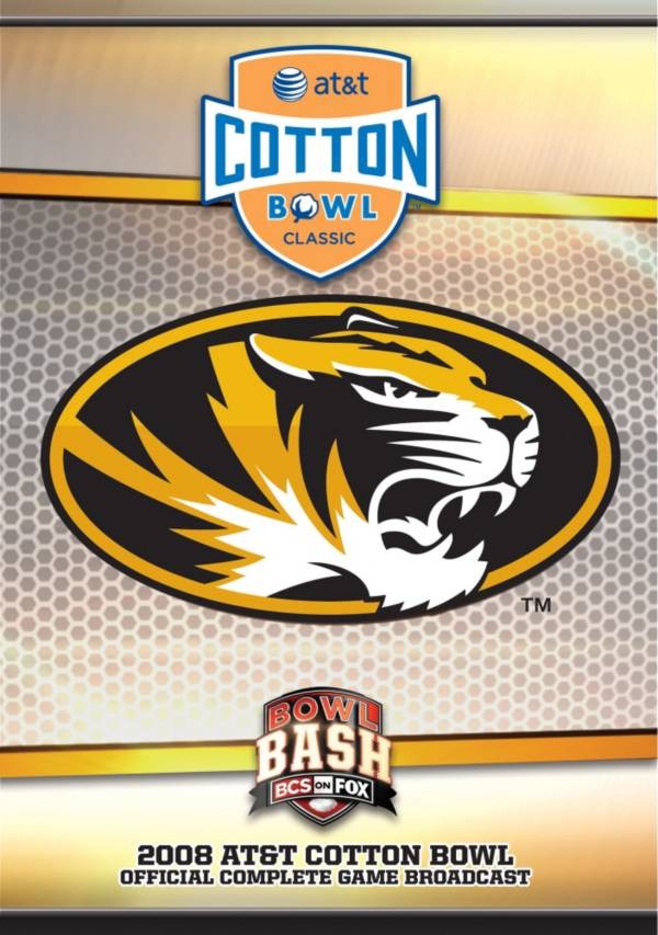 2008 AT&T Cotton Bowl Classic DVD product image