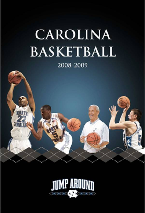North Carolina Basketball: 2008-2009 Season in Review Highlight DVD product image