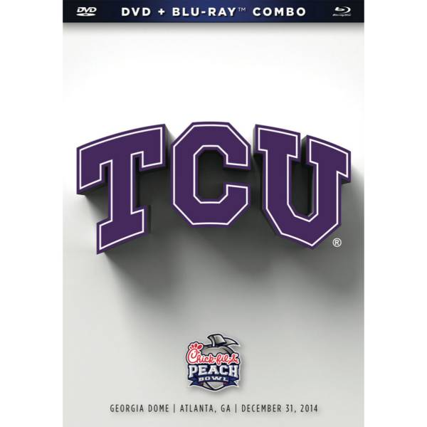 2015 Chick-fil-A Peach Bowl Game Blu-ray and DVD Combo product image