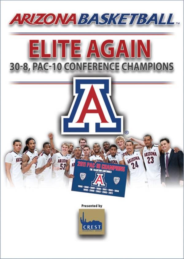 2010-2011 Arizona Men's Basketball Season Commemorative DVD product image