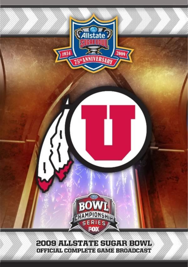 2009 Allstate Sugar Bowl Game - Alabama vs. Utah DVD product image