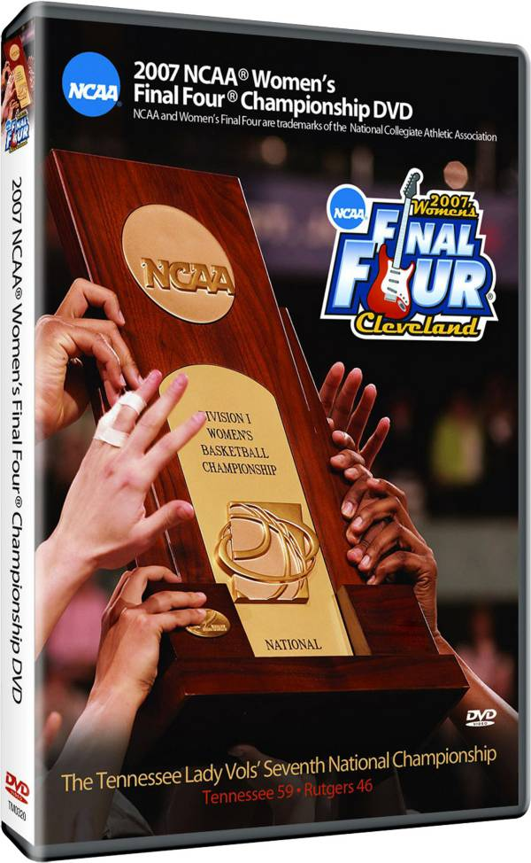 2007 NCAA Women's Final Four Championship DVD product image