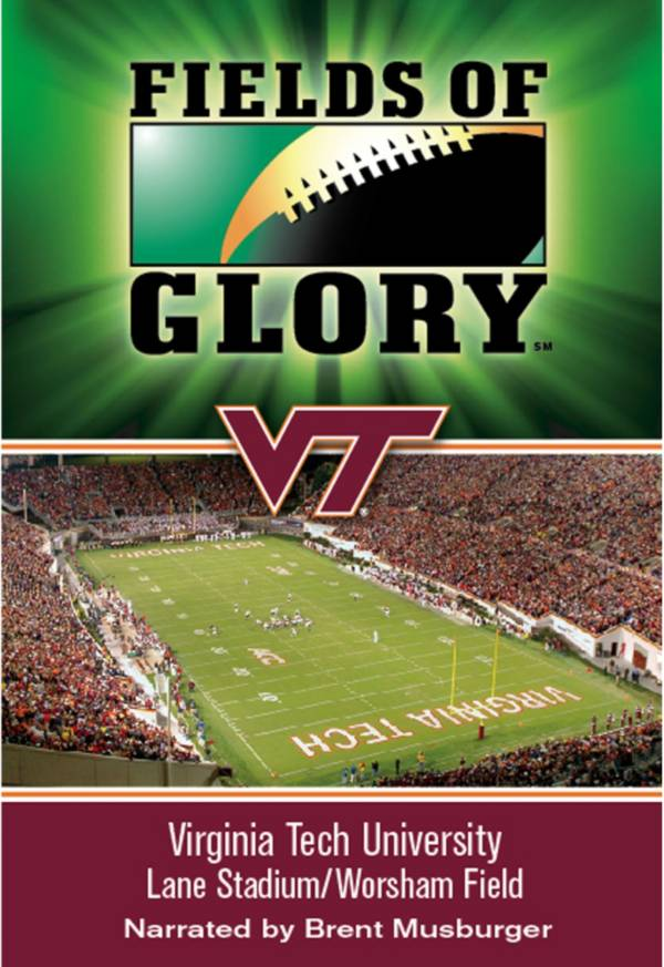 Fields of Glory - Virginia Tech DVD product image