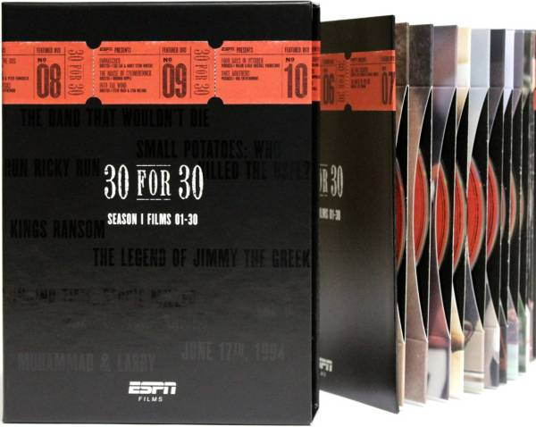ESPN Films 30 for 30: Complete Season 1 DVD Set product image