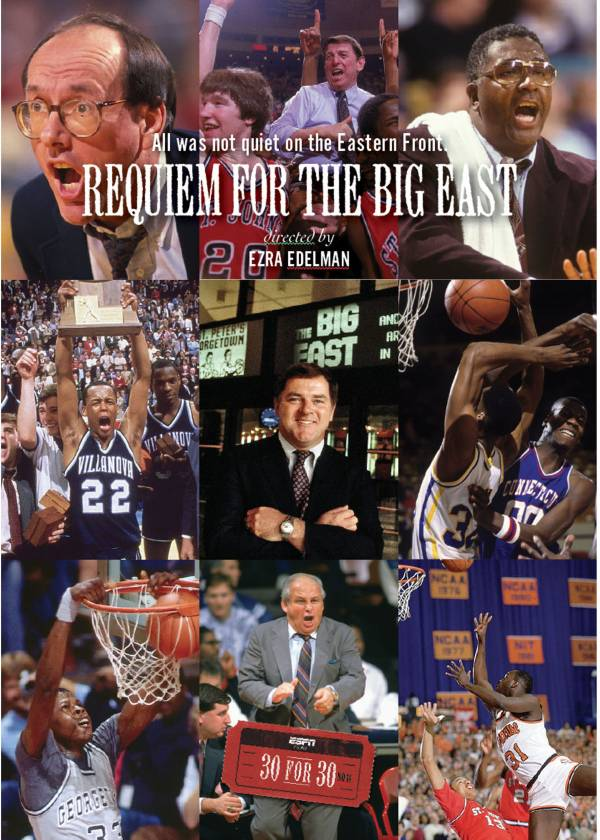 ESPN Films 30 for 30: Requiem for the Big East DVD product image
