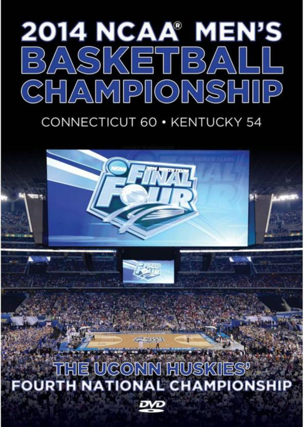 2014 NCAA Men's Basketball Championship Game - Connecticut vs. Kentucky DVD product image