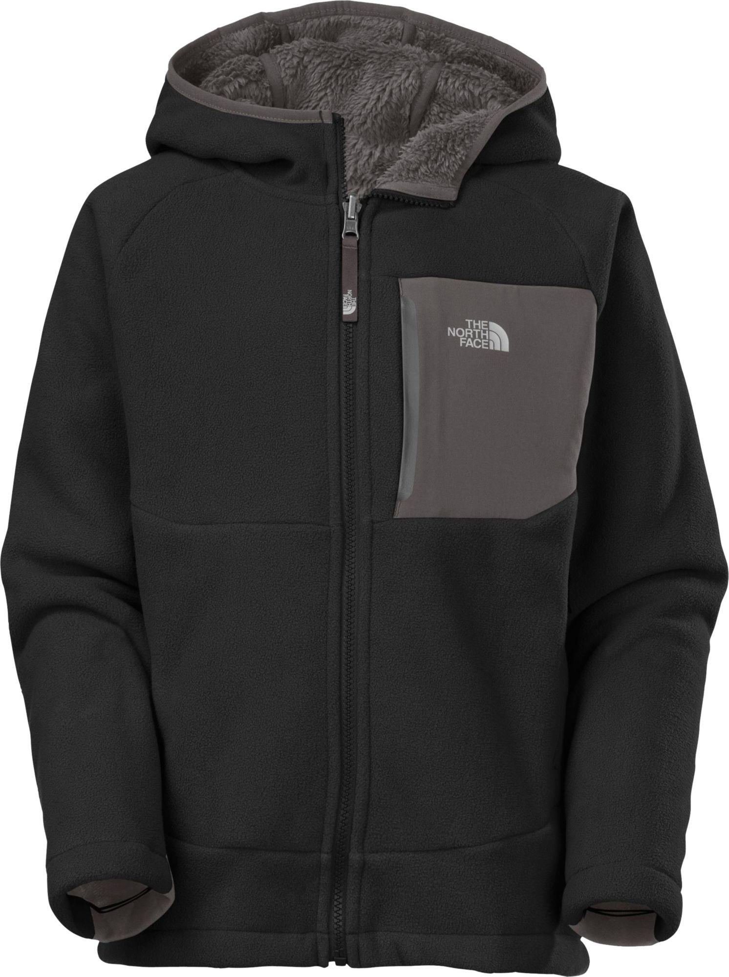 the north face boys chimborazo fleece hoodie jacket dick s rh dickssportinggoods com