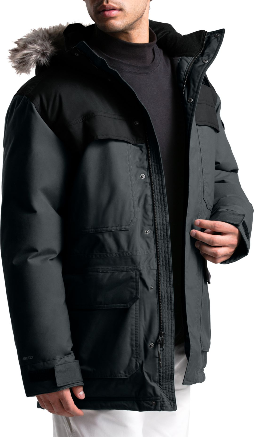 47e098001 The North Face Men's McMurdo Down Parka III