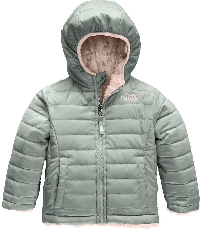 14b246de6 The North Face Toddler Girls' Reversible Mossbud Swirl Fleece Jacket