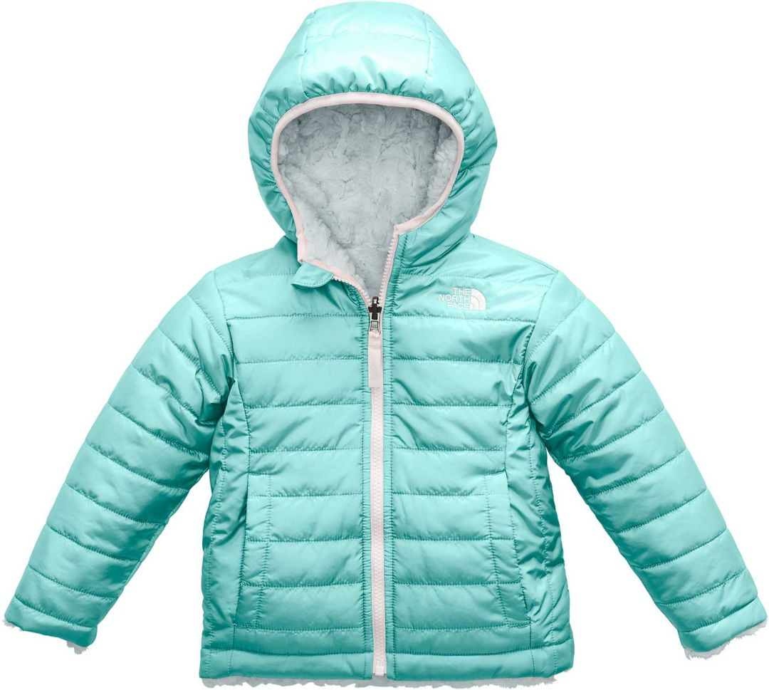 6e1eebb3a4 The North Face Toddler Girls' Reversible Mossbud Swirl Fleece Jacket.  noImageFound. Previous