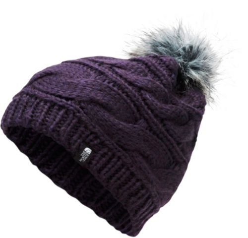 d9f5b2ed6582f The North Face Women s Triple Cable Fur Pom Beanie. noImageFound. Previous