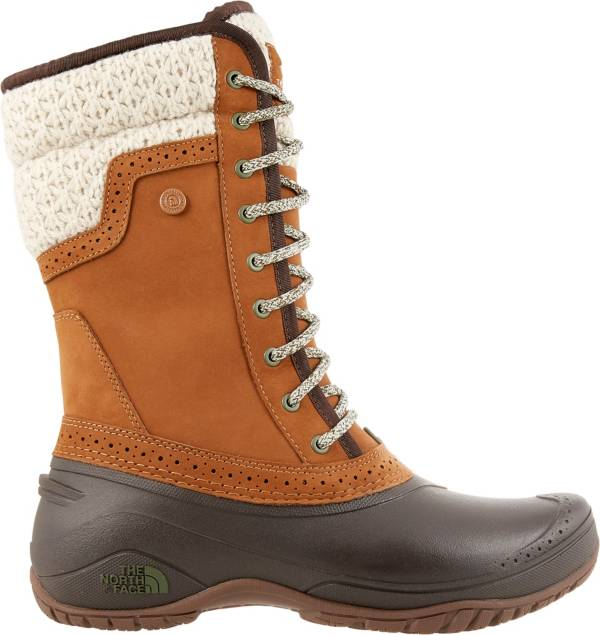 The North Face Women's Shellista II Mid 200g Waterproof Winter Boots product image