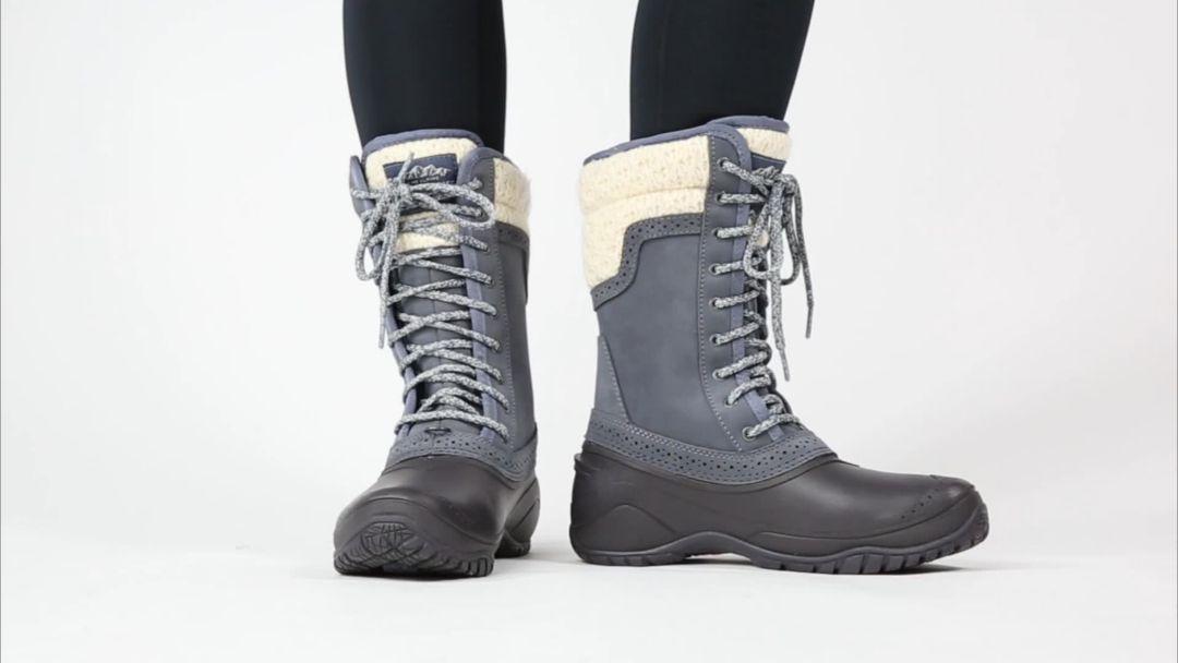 5a2f9b65b The North Face Women's Shellista II Mid 200g Waterproof Winter Boots