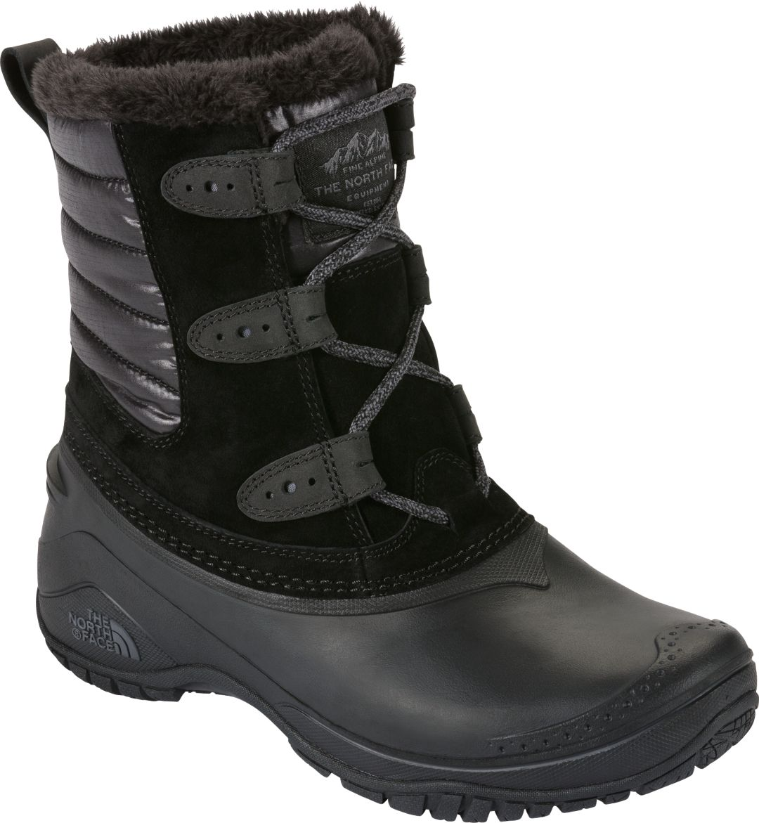 bba2d5eb3 The North Face Women's Shellista II Shorty 200g Waterproof Winter Boots
