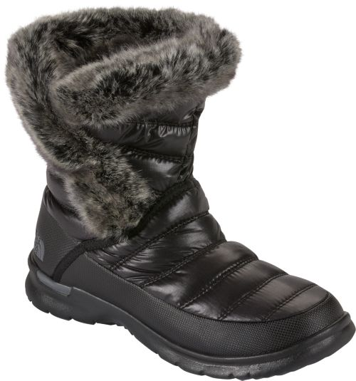 c12623c1ebf969 The North Face Women's Thermoball Microbaffle Bootsie III Insulated Winter  Boots 1