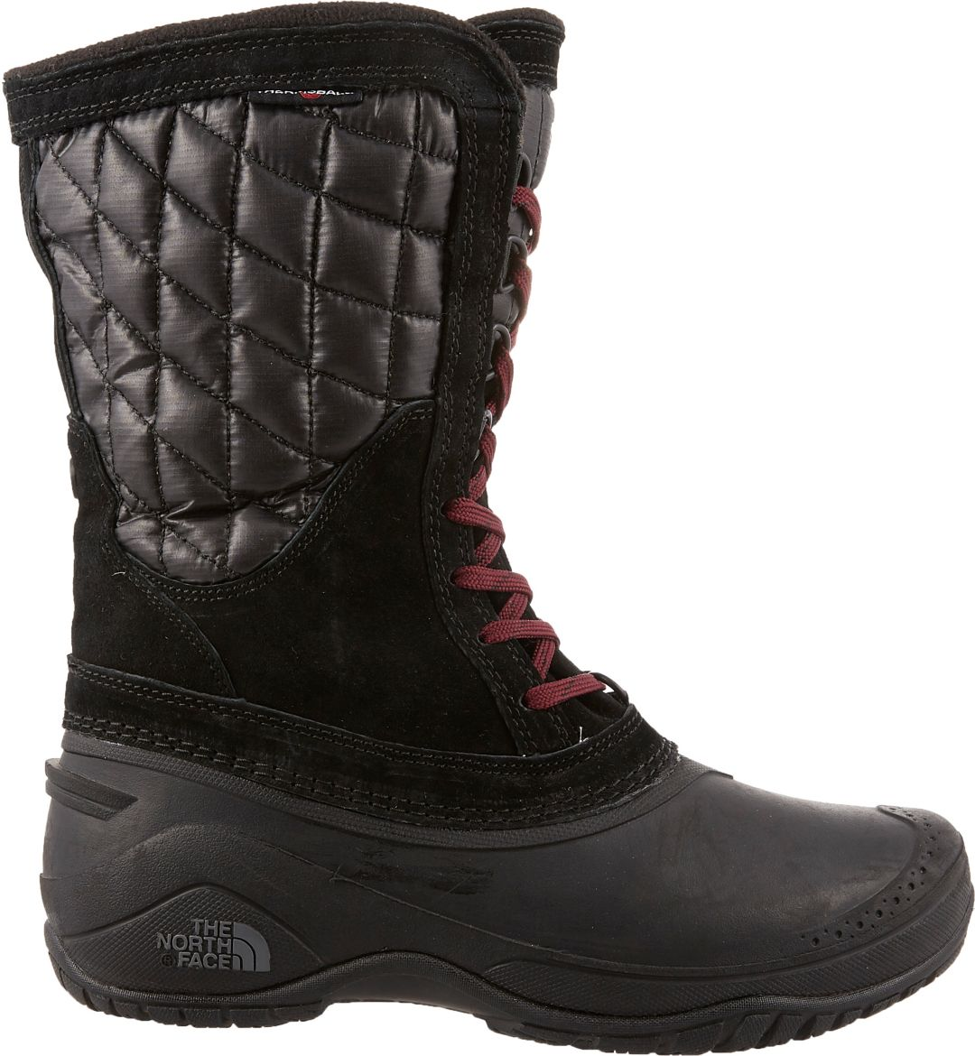 fb15986c4 The North Face Women's Thermoball Utility Mid Insulated Waterproof Winter  Boots