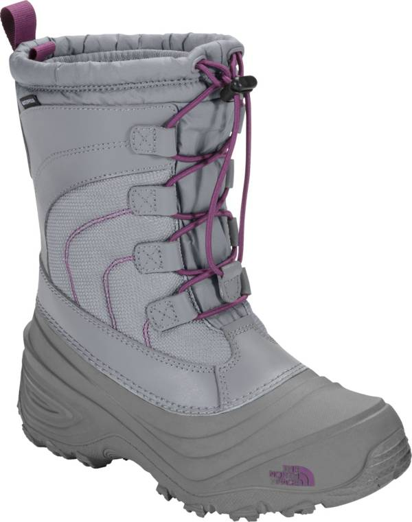 The North Face Kids' Alpenglow IV Lace Insulated Waterproof Winter Boots product image