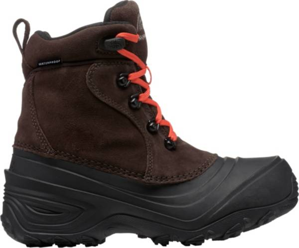 The North Face Kids' Chilkat Lace II 200g Waterproof Winter Boots product image