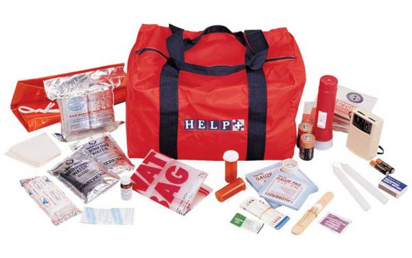 Stansport Family Survival Kit product image