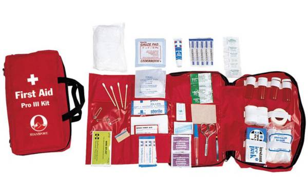 Stansport Pro III Emergency First Aid Kit product image