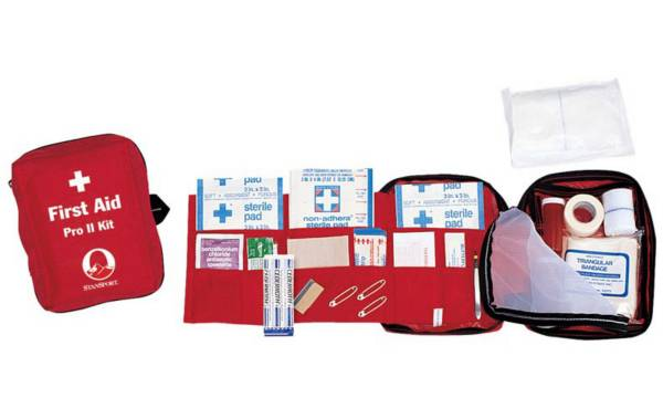 Stansport Pro II Emergency First Aid Kit product image