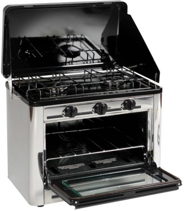 Stansport Stainless Steel Outdoor Stove and Oven product image