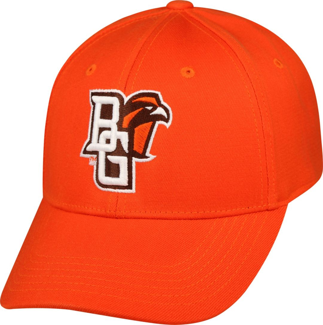 new product 54042 4acf5 Top of the World Men s Bowling Green Falcons Orange Premium Collection M-Fit  Hat. noImageFound. Previous