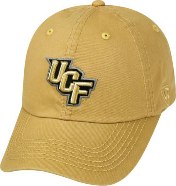 Top of the World Men's UCF Knights Gold Crew Adjustable Hat product image