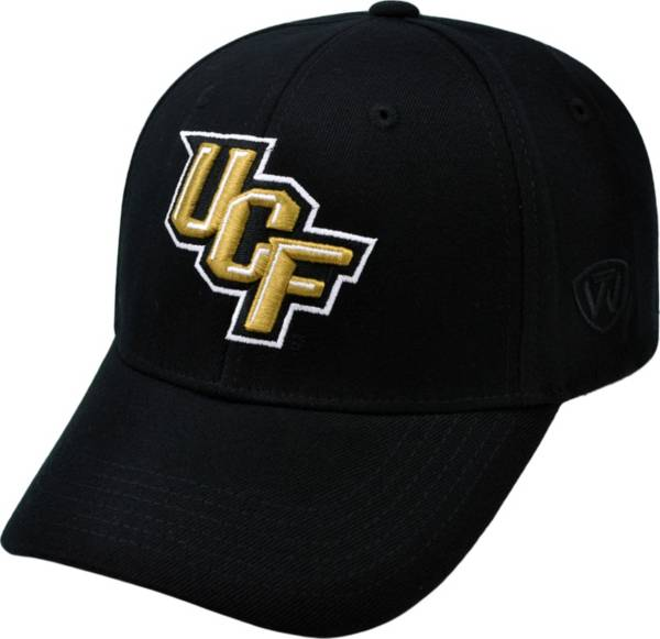 Top of the World Men's UCF Knights Black Premium Collection M-Fit Hat product image