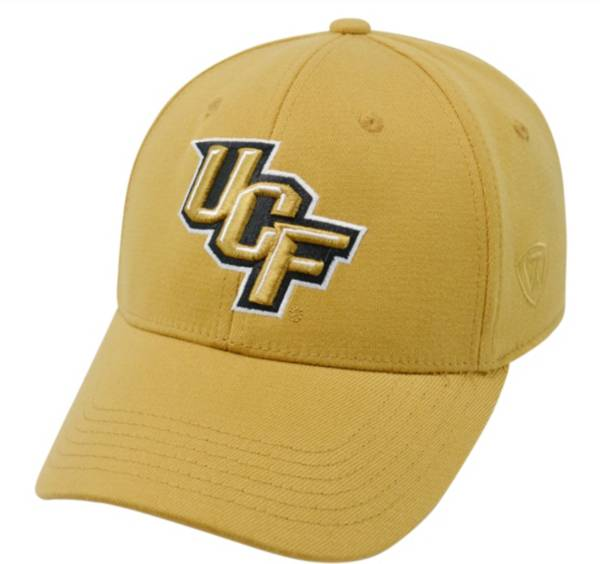 Top of the World Men's UCF Knights Gold Premium Collection M-Fit Hat product image