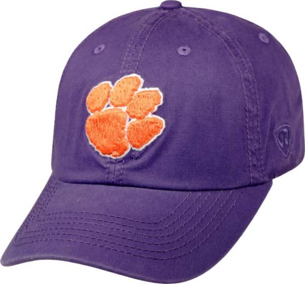 Top of the World Men's Clemson Tigers Regalia Crew Adjustable Hat product image