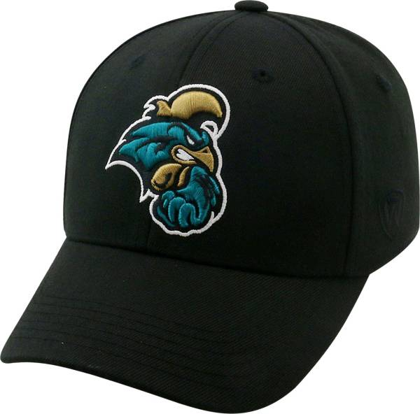 Top of the World Men's Coastal Carolina Chanticleers Black Premium Collection M-Fit Hat product image