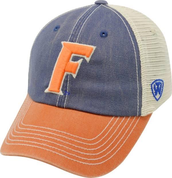 Top of the World Men's Florida Gators Blue/White/Orange Off Road Adjustable Hat product image