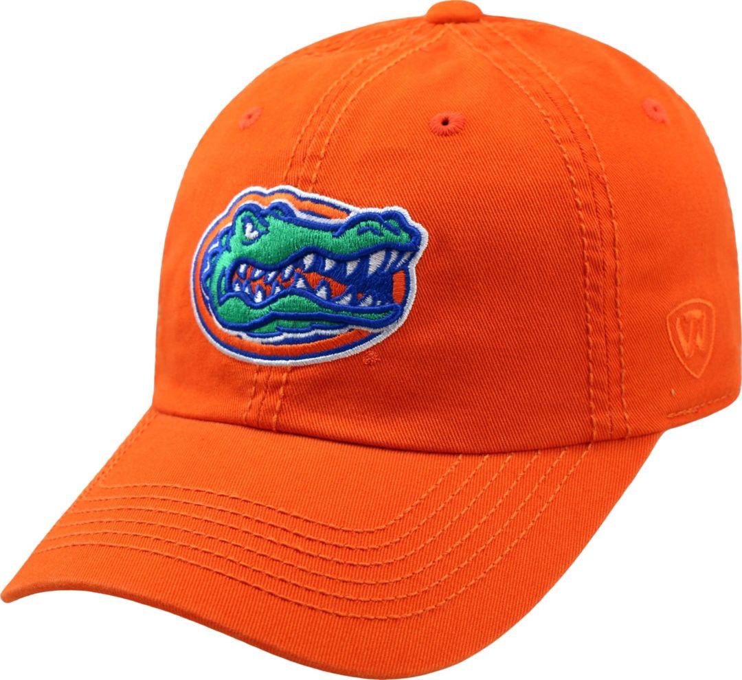 the best attitude a4832 04376 Top of the World Men s Florida Gators Orange Crew Adjustable Hat