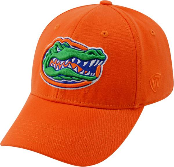 Top of the World Men's Florida Gators Orange Premium Collection M-Fit Hat product image