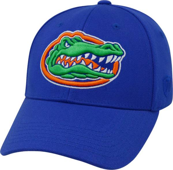 Top of the World Men's Florida Gators Blue Premium Collection M-Fit Hat product image