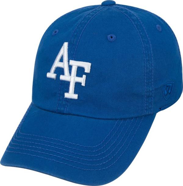 Top of the World Men's Air Force Falcons Blue Crew Adjustable Hat product image