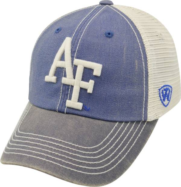 Top of the World Men's Air Force Falcons Blue/White/Black Off Road Adjustable Hat product image