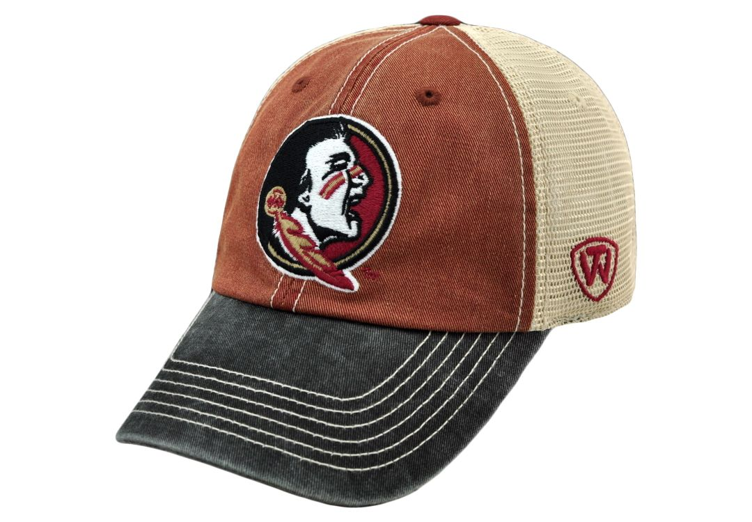 sneakers for cheap 54dcc 012d9 Top of the World Men s Florida State Seminoles Garnet White Black Off Road  Adjustable Hat. noImageFound. Previous