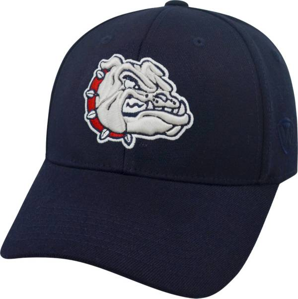 Top of the World Men's Gonzaga Bulldogs Blue Premium Collection M-Fit Hat product image