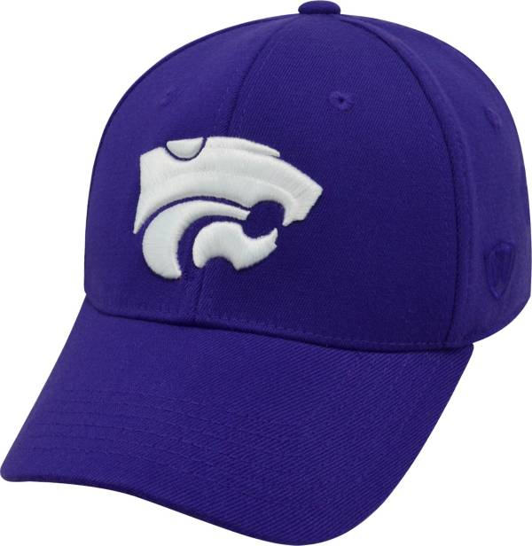 Top of the World Men's Kansas State Wildcats Purple Premium Collection M-Fit Hat product image