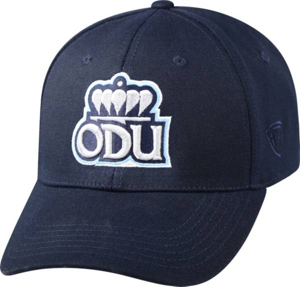 Top of the World Men's Old Dominion Monarchs Blue Premium Collection M-Fit Hat product image