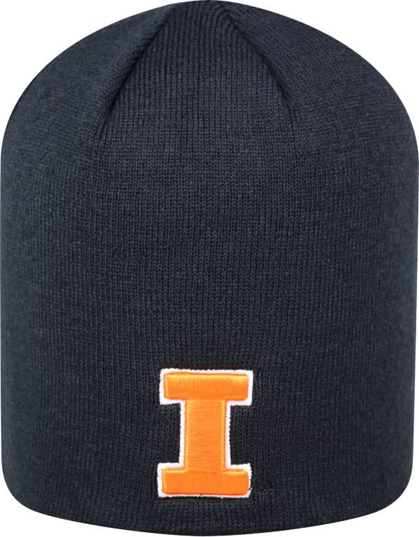 Top of the World Men's Illinois Fighting Illini Blue TOW Classic Knit Beanie product image