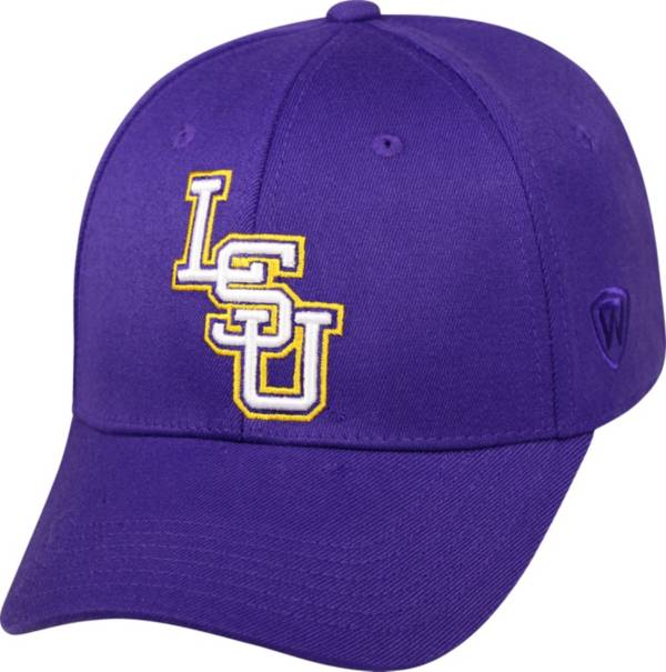 Top of the World Men's LSU Tigers Purple Premium Collection M-Fit Hat product image