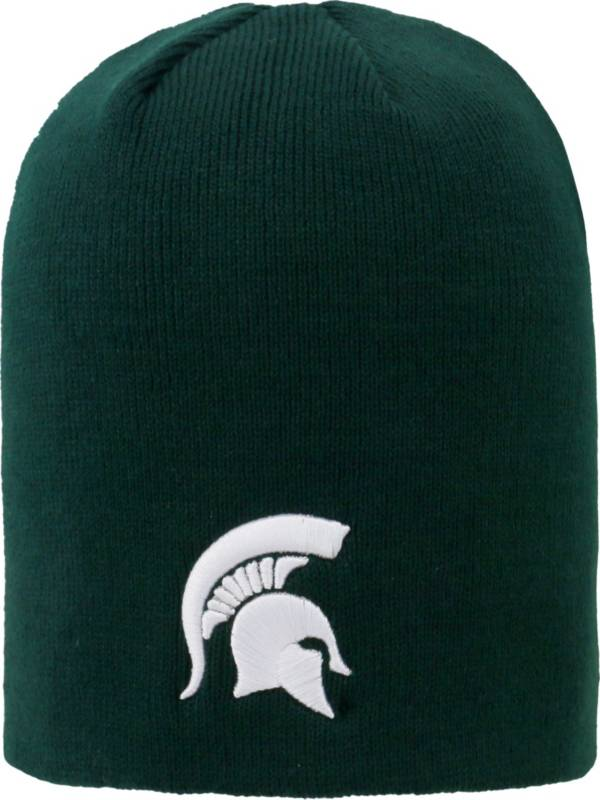 Top of the World Men's Michigan State Spartans Green TOW Classic Knit Beanie product image