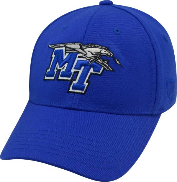 Top of the World Men's Middle Tennessee State Blue Raiders Blue Premium Collection M-Fit Hat product image