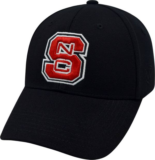 Top of the World Men's NC State Wolfpack Black Premium Collection M-Fit Hat product image