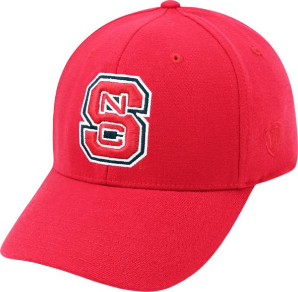 Top of the World Men's NC State Wolfpack Red Premium Collection M-Fit Hat product image