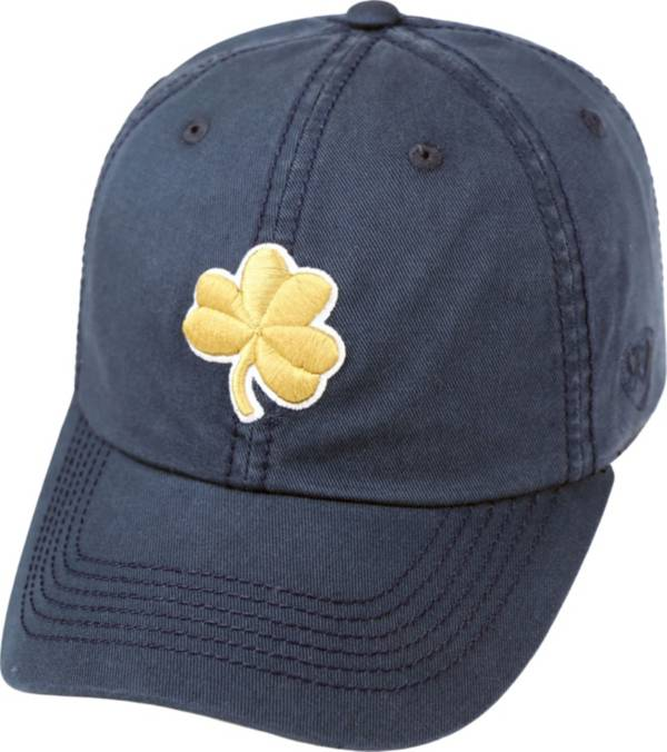 Top of the World Men's Notre Dame Fighting Irish Blue Crew Adjustable Hat product image