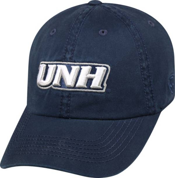 Top of the World Men's New Hampshire Wildcats Blue Crew Adjustable Hat product image